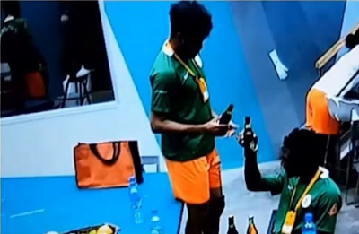 Oh No! Thin Tall Tony Denies His Daughter On Big Brother Nigeria, Calls Her His