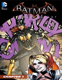 Batman: Arkham Knight: Batgirl & Harley Quinn