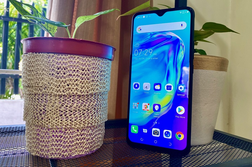 Tecno Pouvoir 4 Review Philippines - Display