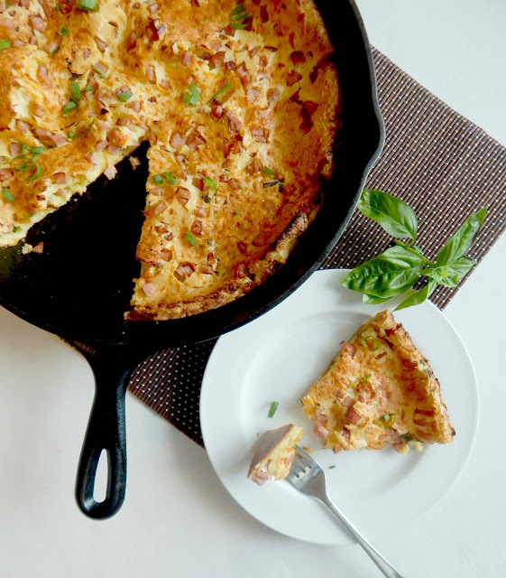 top 10 recipes of 2019 savory ham and cheese dutch baby