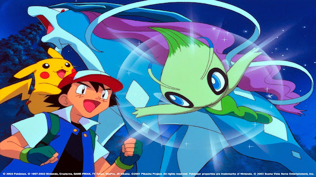 Pokémon: 4Ever Celebi, La voz del Bosque (2.3GB) (HDL) (Latino) (Mega)