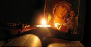 Το θαύμα της Παναγίας παραμονή Ευαγγελισμού – Το καντήλι και η χήρα με τα πέντε παιδιά