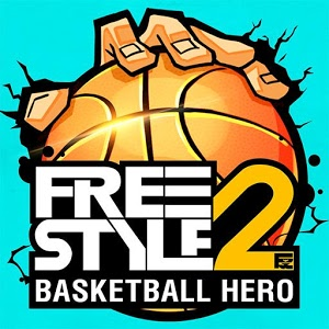 Basketball Hero-Freestyle 2 Apk v1.0.0 Terbaru