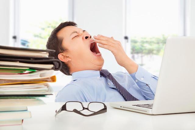 Taukah kamu Pekerjaan yang Bisa Membuat Kita Kurang Tidur ?
