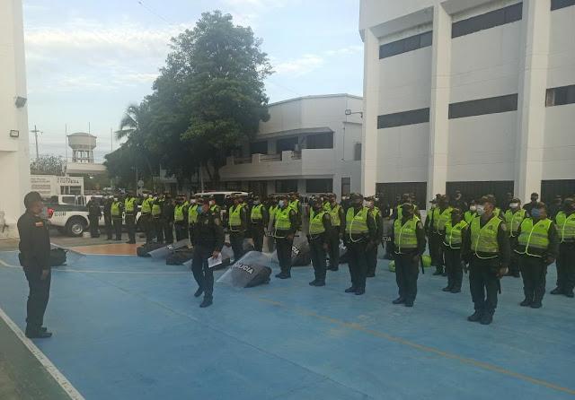 """hoyennoticia.com, """"Policía garantizará tranquilidad en manifestaciones de hoy"""""""