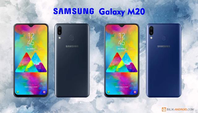 samsung-galaxy-m20-biru-dan-hitam