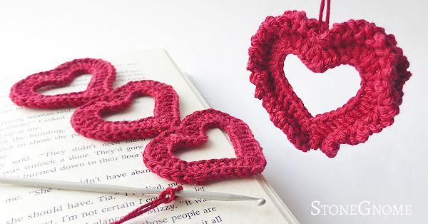 Valentines Heart - crochet pattern