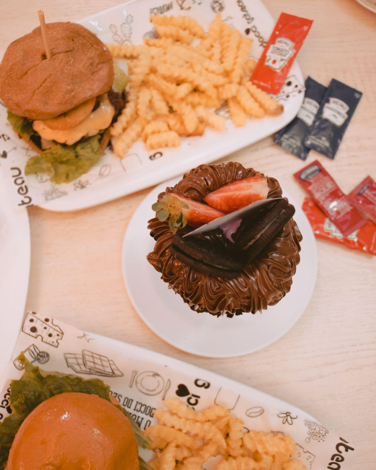 Docci Gateau | Campinas - SP hamburgueres e sorvete