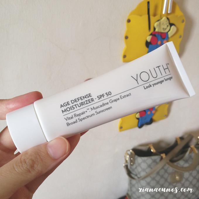 Beli Baru Moisturizer dan Sunscreen SPF50