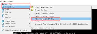 Add Dvd debian 1