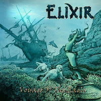 "Το album των Elixir ""Voyage of the Eagle"""