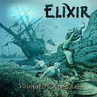 """Το album των Elixir """"Voyage of the Eagle"""""""