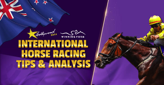 International Racing: Wednesday 17 June 2020 – Belmont