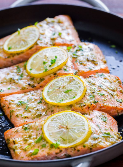 https://natashaskitchen.com/baked-salmon-with-garlic-and-dijon/