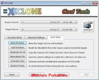 XXCLONE  Portable