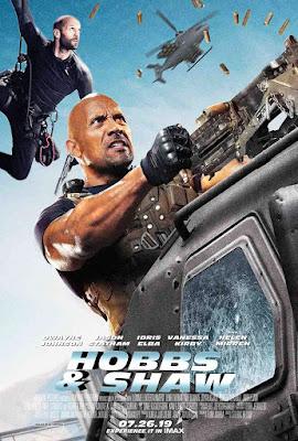 Hobbs and Shaw 2019 Dual Audio Hindi 720p HQ HDTS 1GB