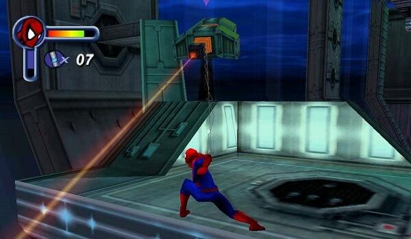 تحميل لعبة spider man 1 من ميديا فاير