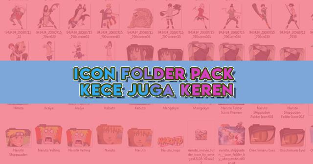 Keren! Kumpulan Icon Folder Pack Kece Juga Keren