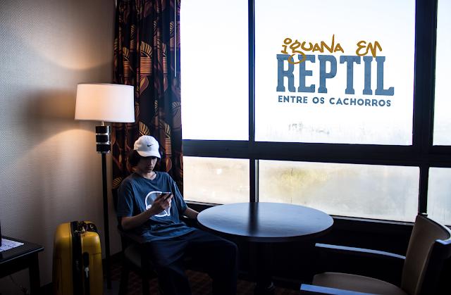 """""""Réptil Entre os Cachorros"""" é o primeiro clipe solo do rapper Iguana"""