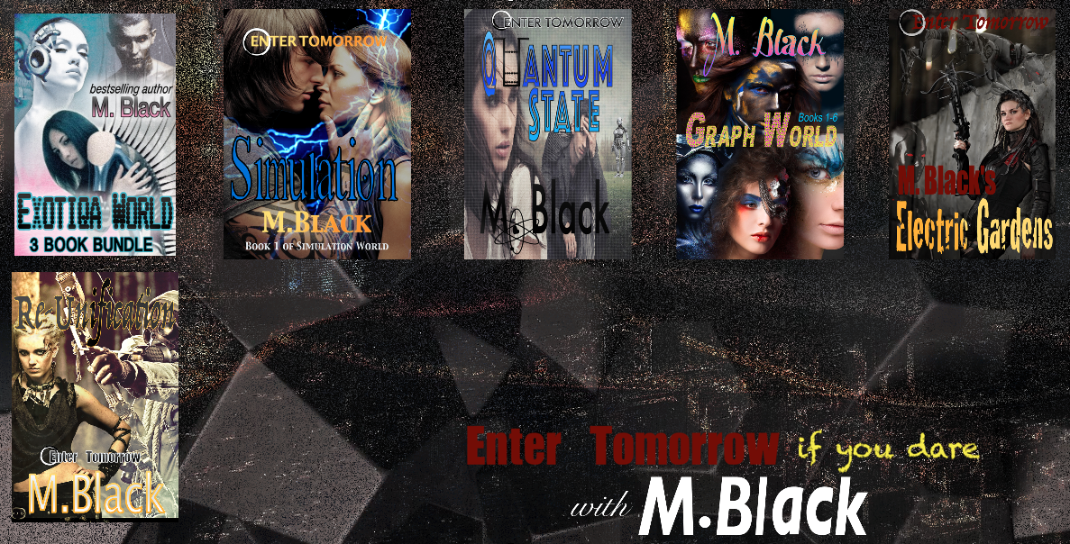 M. Black Dystopian Thrillers