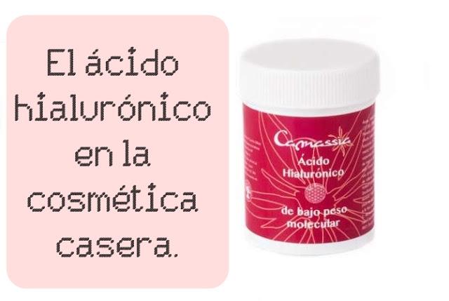 ácido hialuronico para la cosmética casera