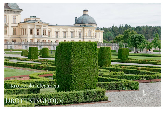 pałac Drottningholm