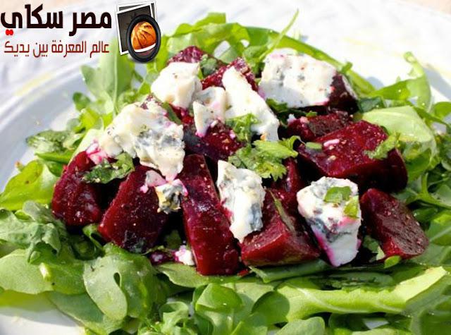 خطوات عمل 6 أنواع من السلطة الخضراء Types of green salads