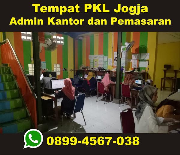 tempat pkl jurusan pemasaran dan admin kantor