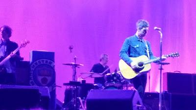 LIVE REVIEW: Noel Gallagher's High Flying Birds / Paul Weller @ the Bristol Downs Festival Noel GALLAGHERS High Flying Birds