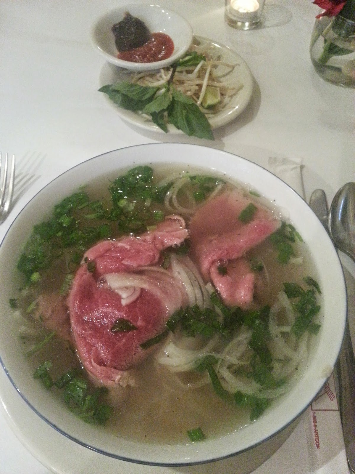 Albany Dish: The Pho Journey Continues: Pho Yum Pho and My