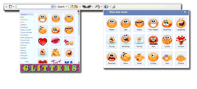 emoticon sweetim