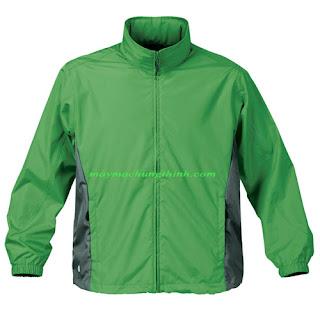 Xưởng chuyên nhận may  áo khoác gió đẹp giá rẻ