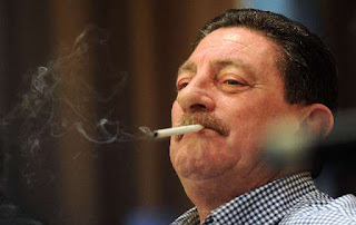 Omar Viviani, el titular del sindicato de taxistas