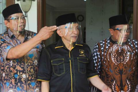 Ragukan Kompetensi Jokowi Sejak Dulu, Amien Rais: Ini Bukan Menghina
