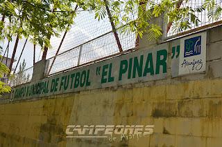 Campos El Pinar Aranjuez