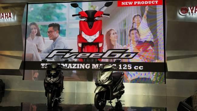 Matic Terbaru dan Ikuti Kuis Yamaha FreeGo