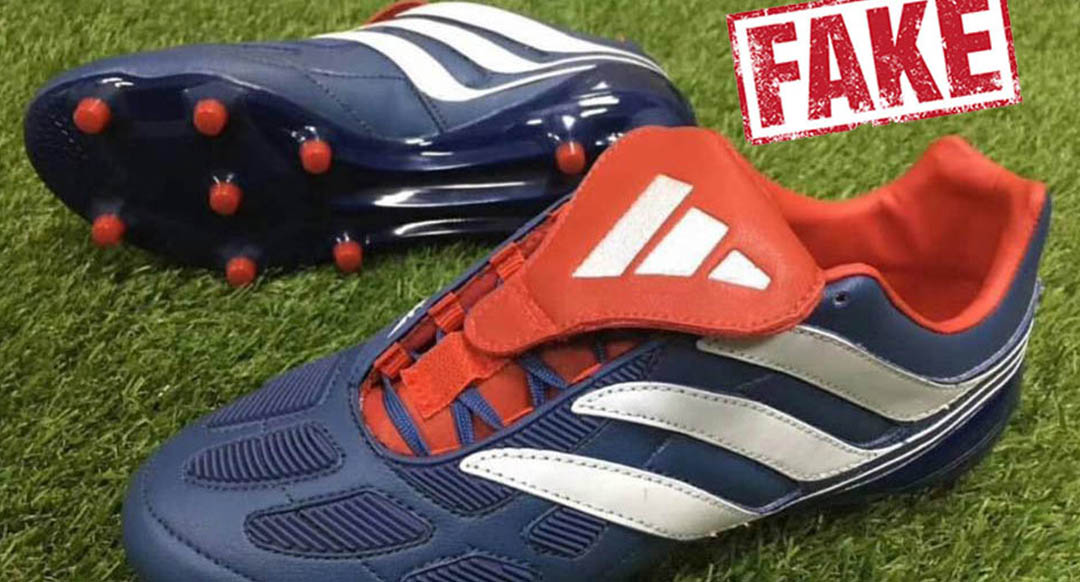 0437b5cdbdb0 Less than two months after Adidas released the blue limited-edition Adidas  Predator Precision 2000 football boots