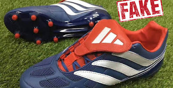 new arrival 062ca 493f7 Fake Adidas Predator Precision 2017 Remake Boots Already Floating Around -  How to Spot Them