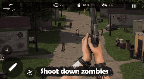 Các đoàn quân zombie dồn dập sẽ khiến bạn...không kịp thở