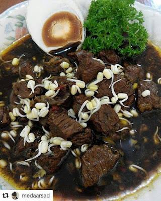 Resep Rawan Black Soup