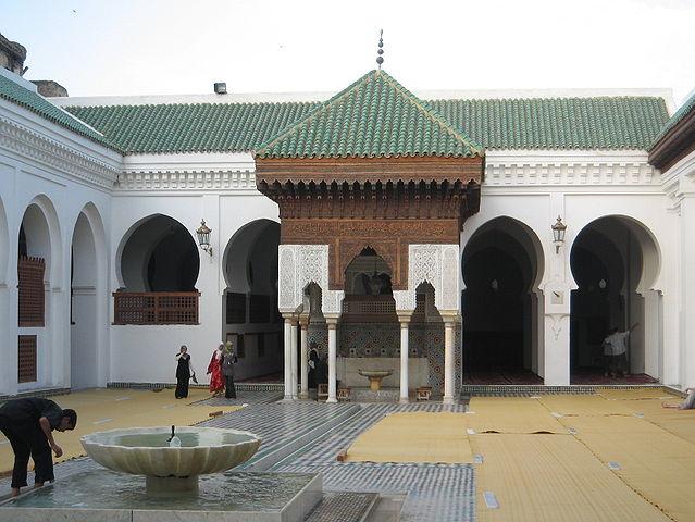 Universitas Al-Qarawiyyin di Fez, Maroko