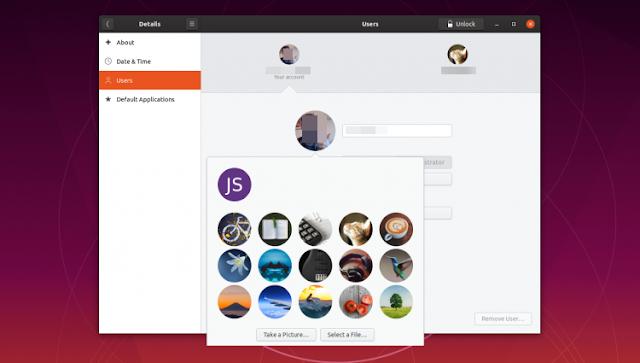 Ubuntu Avatar
