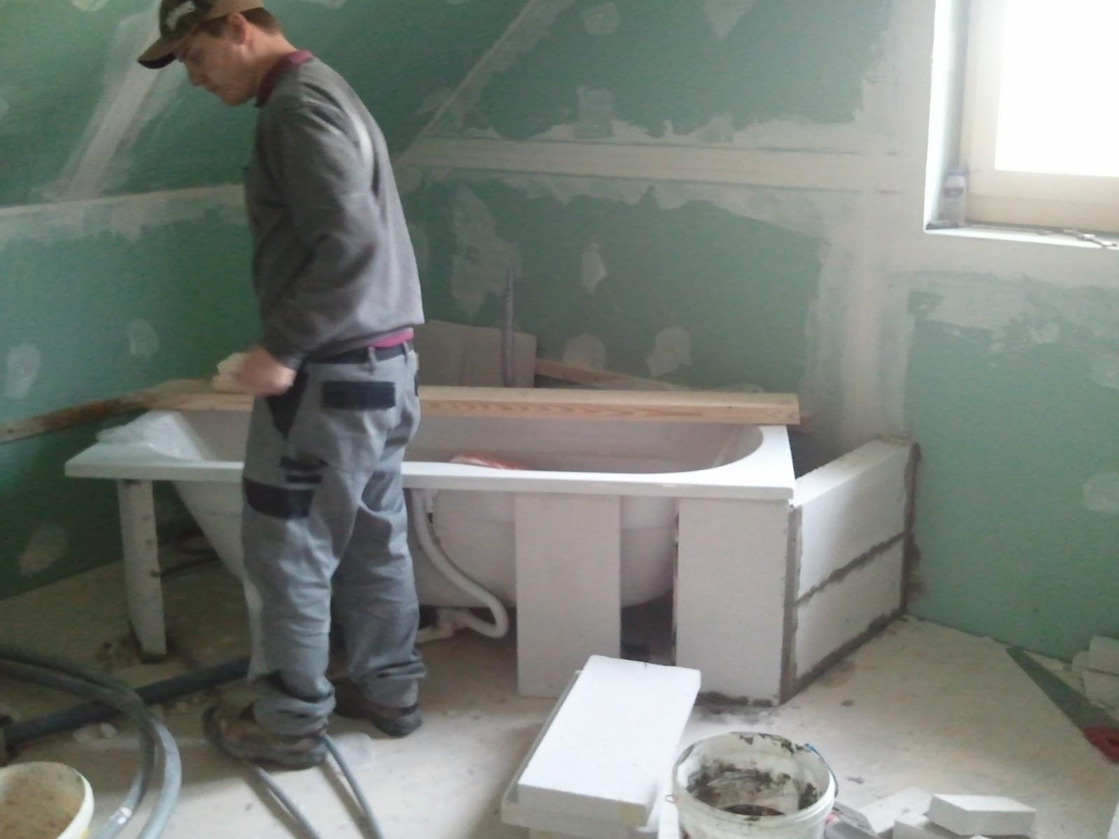 badewanne einbau energiemakeovernop. Black Bedroom Furniture Sets. Home Design Ideas