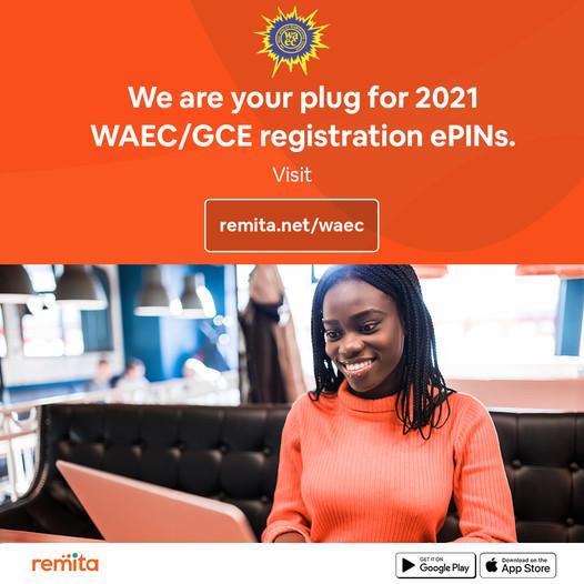 How to Buy 2021 WAEC GCE e-PINs via Remita Platform [4 Steps]
