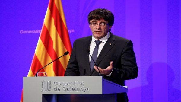 Cataluña pide mediación internacional con España tras referendo