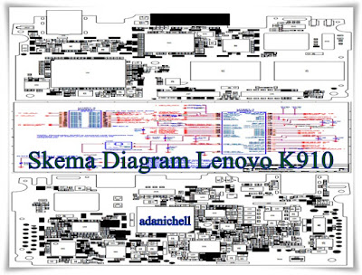 Skema Diagram Lenovo K910