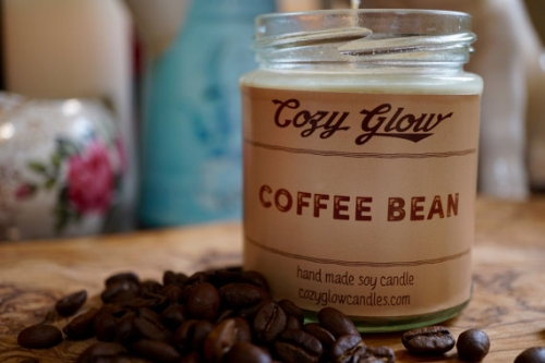 Coffee Bean Soy Candle
