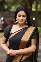 Poorna in Cute Backless Choli Saree Stunning Beauty at Avantika Movie platinum Disc Function ~  Exclusive 074.JPG
