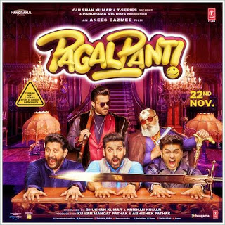 Pagalpanti (2019) MP3 Songs Download