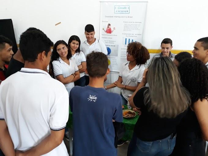Escola Berilo Wanderley: fazendo e aprendendo ciência